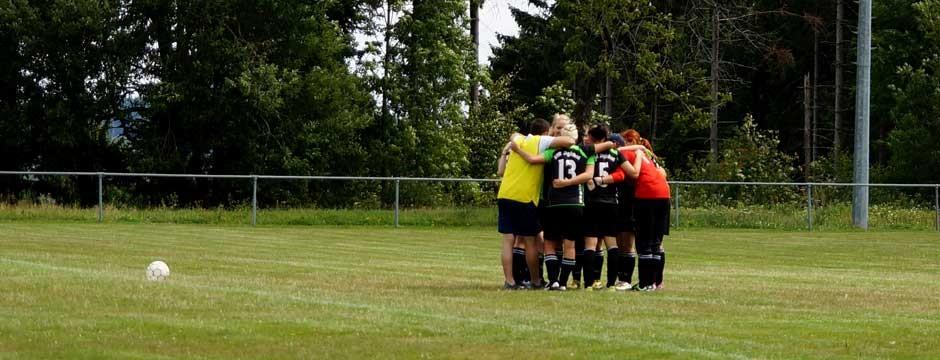 VFR Jagdshof Fußball Damen