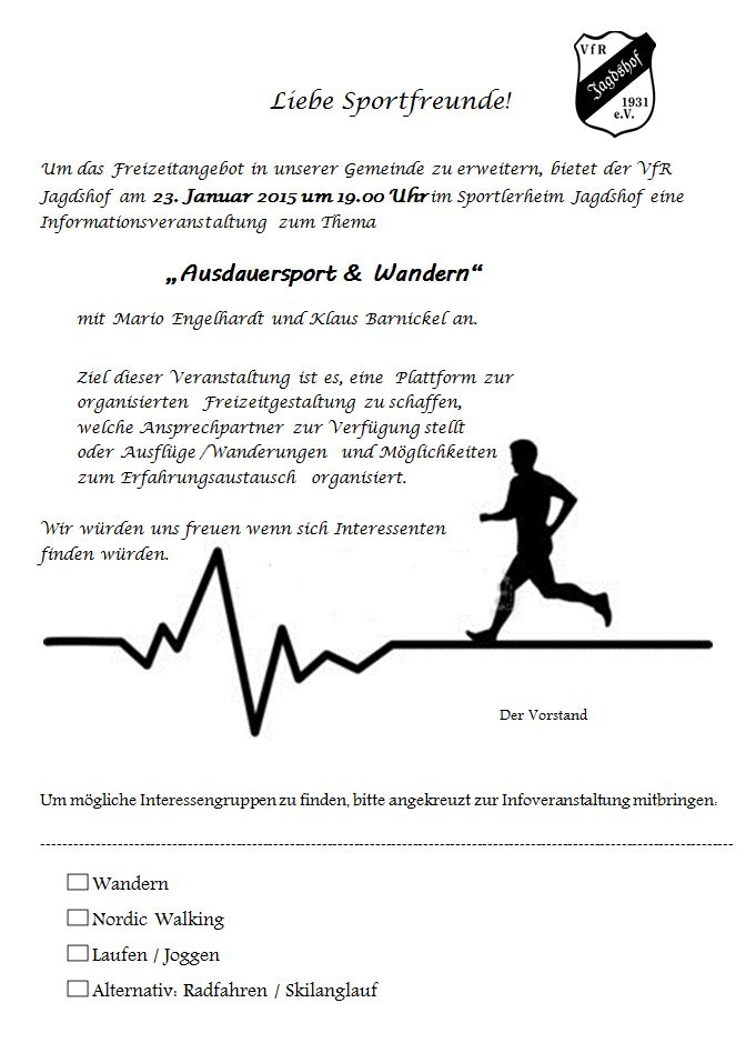Gründung_Ausdauersport&Wandern